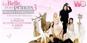 La Belle et ses princes 3 : qui sont les candidats séducteurs de cette saison ?