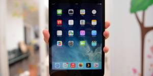 iPad Mini Retina : un écran de moins bonne qualité que l'iPad Air ?