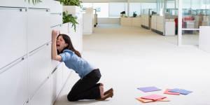 Les métiers les plus stressants sont ...