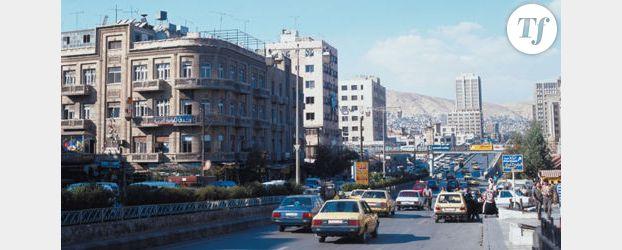 Syrie : les femmes descendent dans les rues de Banias