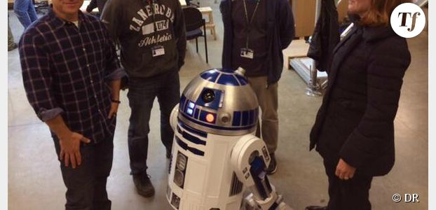 Star Wars 7 : C3PO au casting avec R2D2 ?