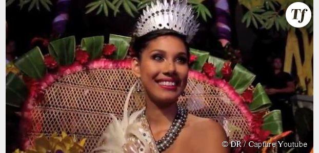 Miss France 2014 : Mehiata Riaria alias Miss Tahiti déjà gagnante ?