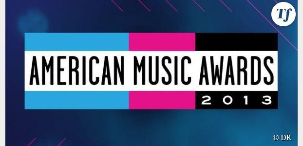 American Music Awards 2013 : les gagnants de la cérémonie