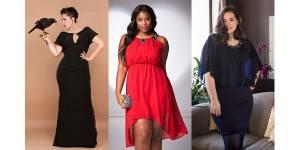 Noël 2013 : notre sélection de robes de fête grande taille