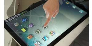 Apple : l'iPad Maxi dans les cartons pour la fin 2014 ?