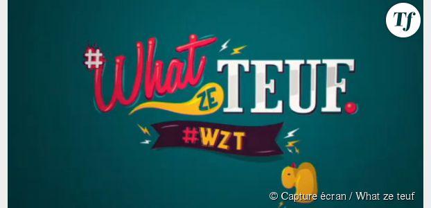 """""""What ze teuf"""" sur D8 : la première série écrite grâce à Twitter"""