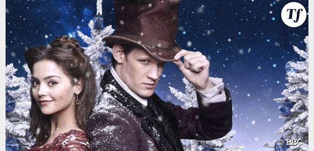 Doctor Who : date et titre de l'épisode de noël avec Matt Smith (Vidéo)
