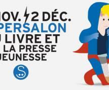 Salon du livre de Montreuil 2013 : 4 bonnes raisons d'y faire un tour avant Noël