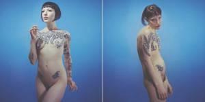 """""""Illusions of the body"""" : la beauté est dans la posture, la preuve – photos"""