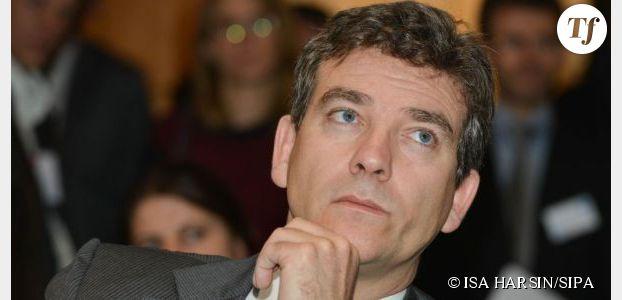 """Arnaud Montebourg : ses """"ardeurs"""" pour la présidentielle de  2017 sont """"au repos"""" - vidéo"""
