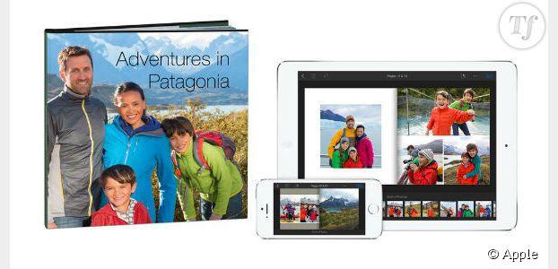 Noël 2013 – Idée cadeau : créer un album photo sur son iPad