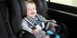 Stop aux enfants oublés dans les voitures en plein soleil !