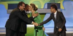 Qui est Fernanda Lima, la présentatrice du tirage au sort de la Coupe du Monde 2014 ?