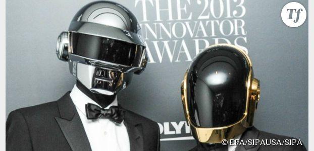 """Daft Punk : le Clip d'""""Instant Crush"""" dévoilé (vidéo)"""