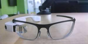 Google Glass : le modèle compatible avec les lunettes de vue dévoilé sur internet