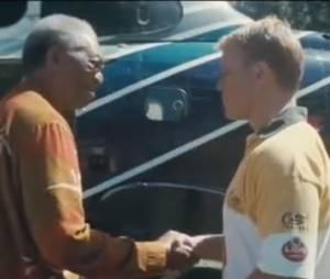 Hommage à Nelson Mandela: France 2 diffuse « Invictus » ce soir