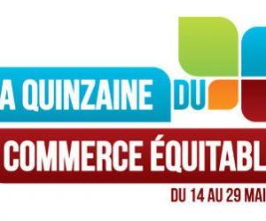 La Quinzaine du Commerce Equitable commence aujourd'hui !