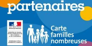 Carte familles nombreuses : avantages, demande, renouvellement... comment ça marche ?