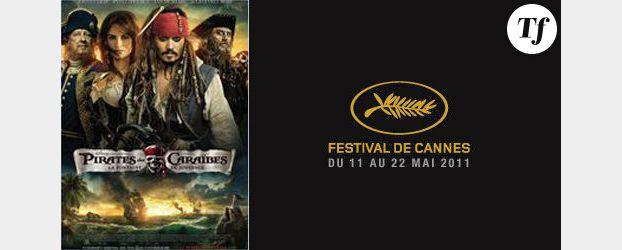 Pirates des Caraïbes 4 : Johnny Depp et Penélope Cruz à Cannes