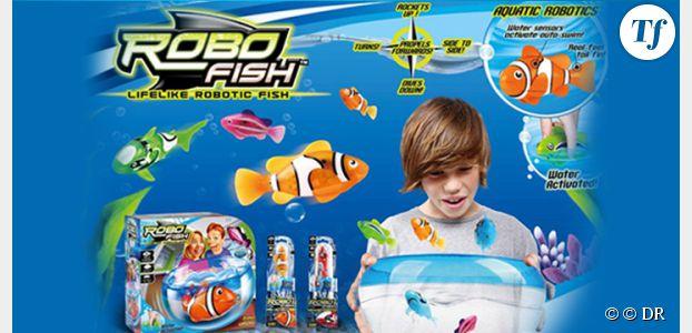 Aquarium Robo Fish : où acheter sur Internet le jouet en rupture de stock ?