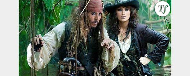 Penelope Cruz et Johnny Depp : les deux « pirates » ce soir au Journal de TF1