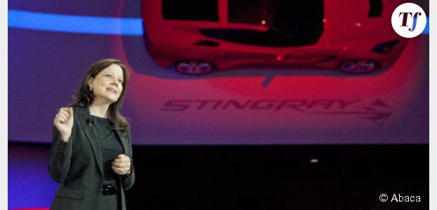 Mary Barra : le nouveau directeur général de General Motors est une femme