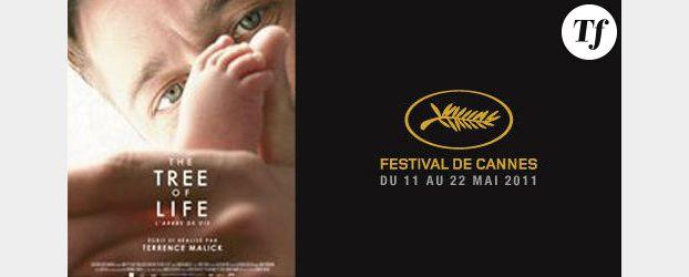 Cannes : Brad Pitt et Sean Penn, duo gagnant pour « The Tree of Life »