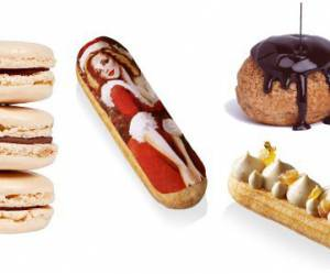 Desserts de Noël : trois pâtisseries chics qui changent de la bûche