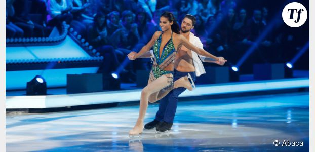 Ice show : Chloé Mortaud a perdu 5 kilos en patinant