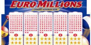 Euromillions: résultats du tirage du vendredi 13 décembre