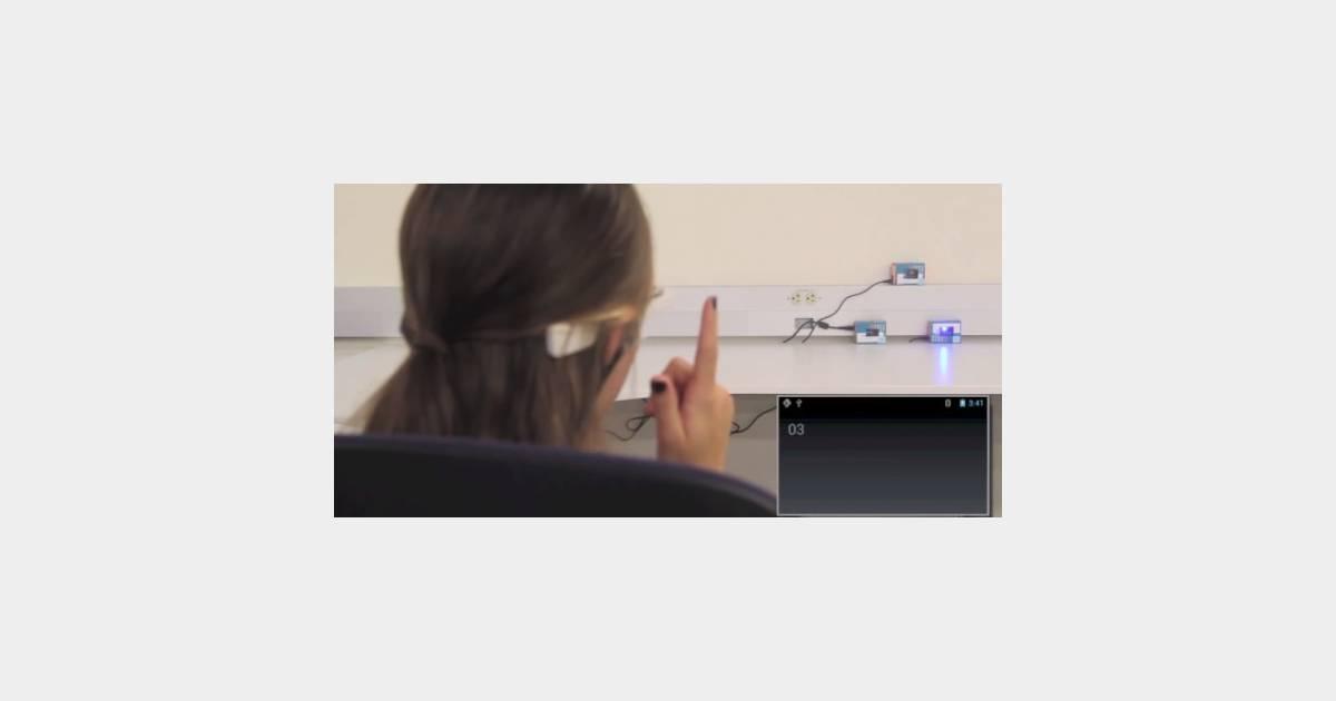 Google glass les lunettes capables de contr ler votre for Google voir sa maison