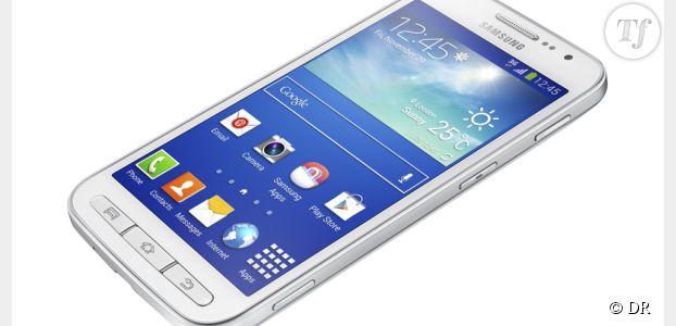 Galaxy Core Advance : un smartphone pour les personnes âgées par Samsung