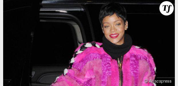 Rihanna devient l'égérie sexy de Balmain