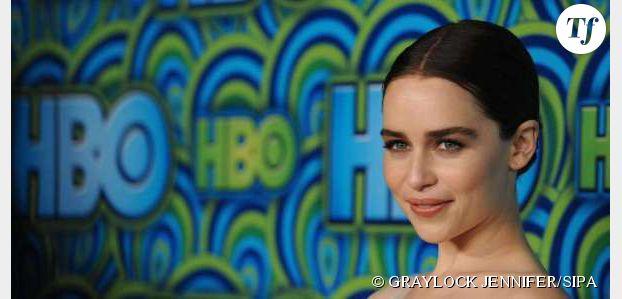 """""""Terminator Genesis"""" : Qui est Emilia Clarke, alias Sarah Connor ? - vidéo"""