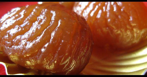 Recette des marrons glacés : la gourmandise de Noël qui va vous ...