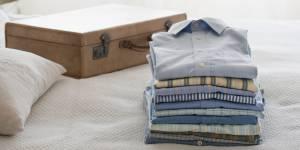 Sept astuces pour faire sa valise avant un voyage d'affaires