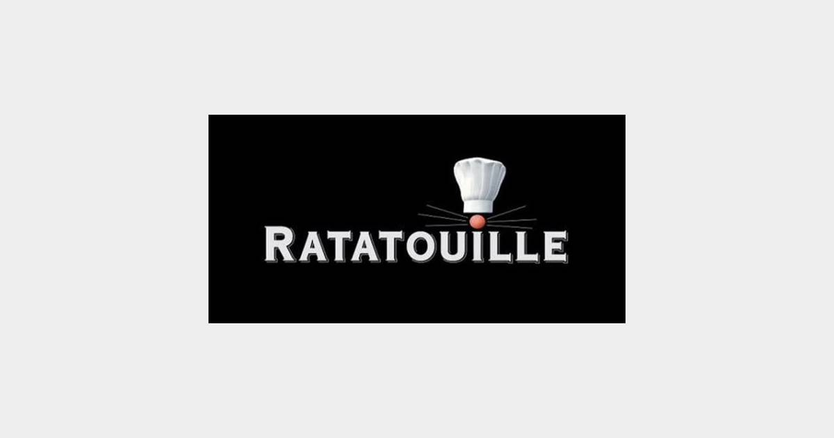 pixar ratatouille logo pictures to pin on pinterest