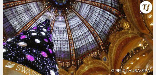 Noël 2013 : horaires d'ouverture des grands magasins le 24 décembre à Paris