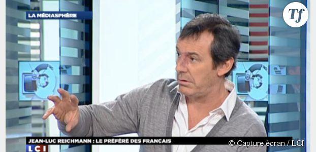 """Jean-Luc Reichmann tâcle """"Touche pas à mon poste"""" jugée sans """"aucune création"""""""
