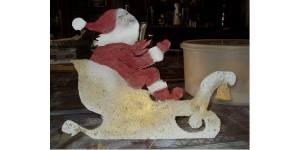 Comment fabriquer un Père Noël en carton ? – DIY