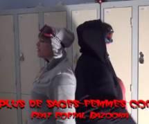 """""""Foetal Bazooka"""" : le clip des sages-femmes en grève de Thonon"""