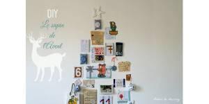 DIY de Noël : réaliser un calendrier de l'avent avec des objets récup