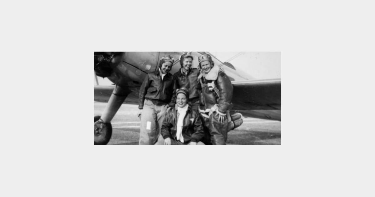 Rose Parade Lhommage Aux Femmes Pilotes Américaines De La