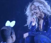 Beyoncé réalise le rêve d'une fillette condamnée