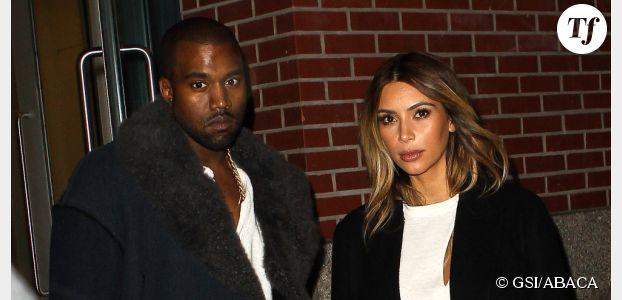 Kanye West et Kim Kardashian : une Lamborghini en cadeau pour leur fille