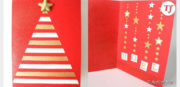 Comment fabriquer sa carte de vœux personnalisée ?   DIY