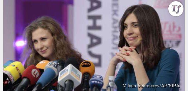 Pussy Riot : libres, elles dénoncent leurs conditions de détention et les humiliations