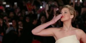 Jennifer Lawrence est la star la plus rentable de 2013
