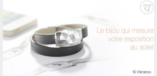 CES 2014 : June un bijou connecté pour prendre soin de votre peau