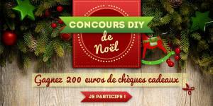 Concours DIY de Noël : et les gagnants sont…